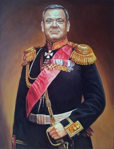 Где заказать портрет маслом во Владикавказе?